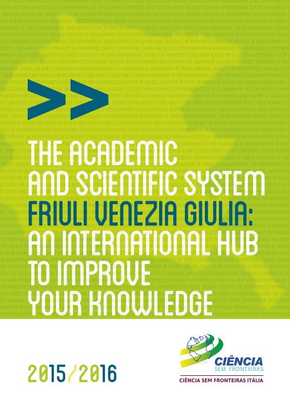 Divulgando Srl - Sistemi informativi multimediali - The Academic and Scientific system Friuli Venezia Giulia